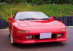 Toyota Supra 2000 on Toyota Mr2   Wikipedia  The Free Encyclopedia