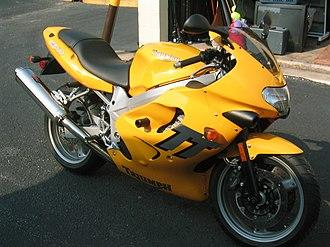 Triumph Motorcycles Ltd - TT600