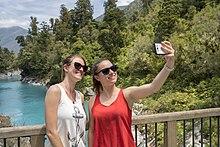 German teen selfies