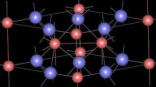 Tantalum nitride chemical compound