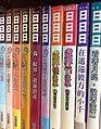 Taiwan Chinese edition of Akira's light novels 20120111.jpg
