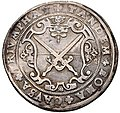 Taler auf die Einnahme von Gotha 1567, Vorderseite, CNG.JPG