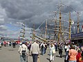 Tall Ships in the North Basin - geograph.org.uk - 2006845.jpg