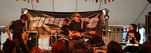 Tall Ships (band) - Tall Ships live at Common People, Southampton 2016