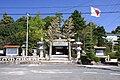 Tamanooya jinja 2nd Gate.JPG