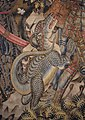 """Tapestry with the """"Maturity of Alexander"""" (detail), Tournai, c. 1460 .jpg"""