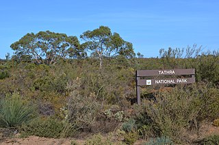 Tathra National Park Protected area in Western Australia
