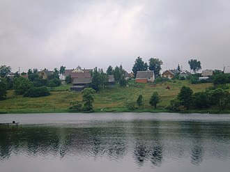 Tauragnai - Image: Tauragnai 005