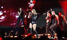 Taylor Swift's Reputation Stadium Tour - Wikipedia