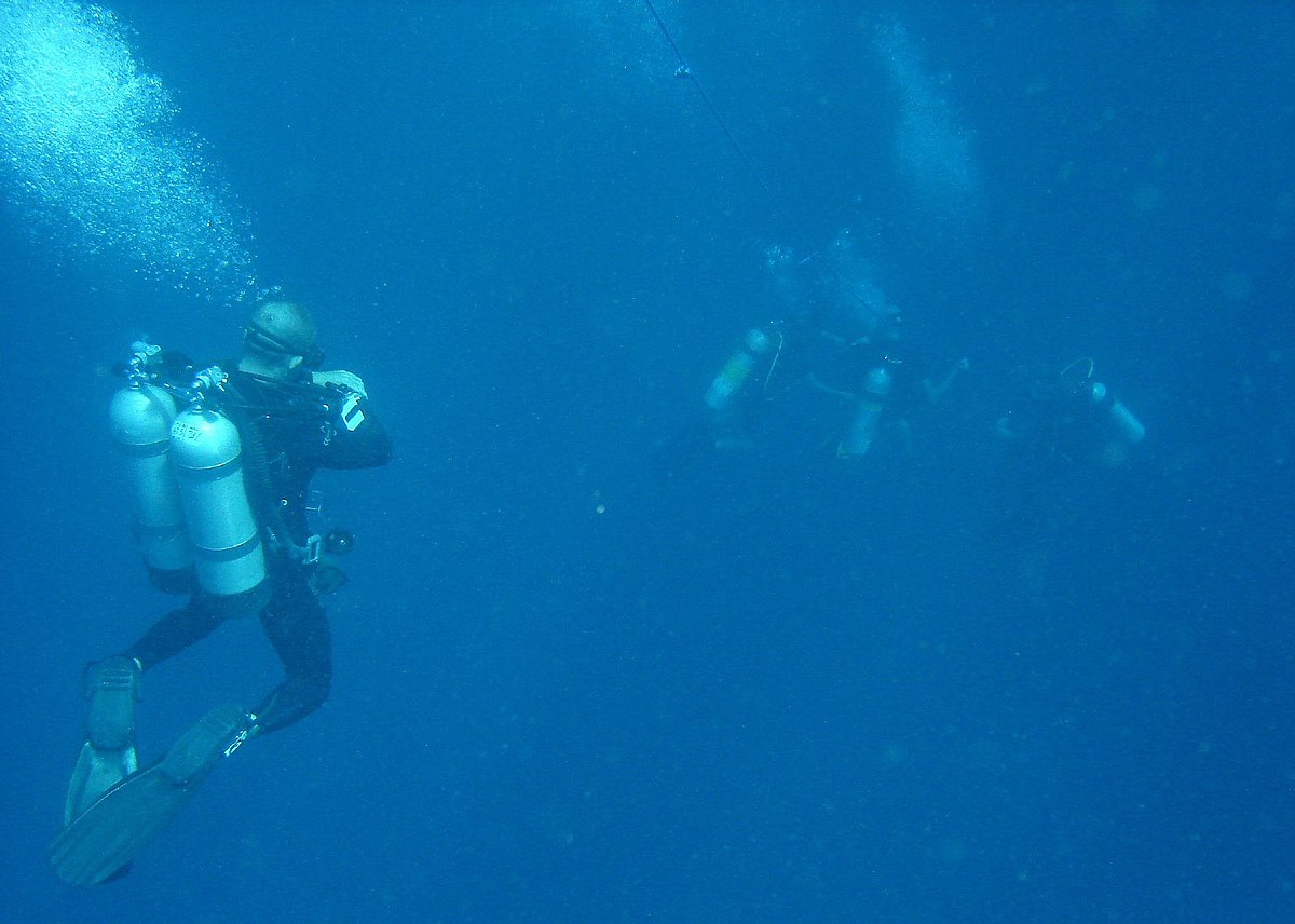 Decompression Diving Wikipedia