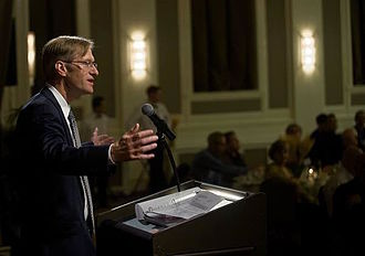 Ted Wheeler - Ted Wheeler speaks to supporters at a campaign event