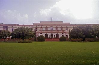Teen Murti Bhavan - Residence of India's first Prime minister, Pt. Jawaharlal Nehru