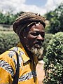 Tendayi Samaita Gahamadze the Gwenyambira famously known for playing the Dongonda mbira.jpg