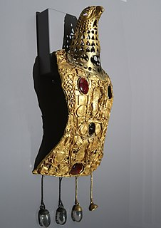 Pietroasele Treasure Gothic treasure