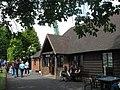 The Barn Restaurant, Hearing Dogs for Deaf People, Saunderton - geograph.org.uk - 1344743.jpg