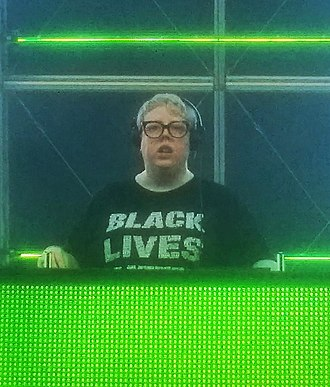 The Black Madonna - The Black Madonna performing at All Points East Festival in Victoria Park, London. 27 May 2018.