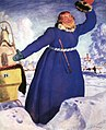 The Coachman (Kustodiev, 1923).jpg