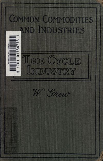 The Cycle Industry (1921) p1.jpg