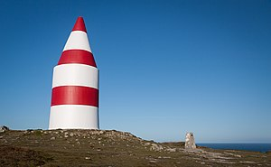 Daymark - Daymark on St Martin's, Isles of Scilly
