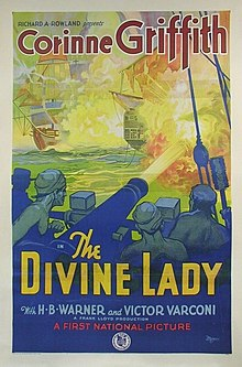 The Divine Lady (1929 film) poster.jpg