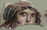 The Gypsy Girl Mosaic of Zeugma with bg.jpg