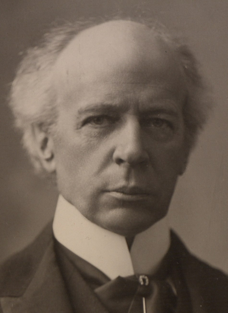 The Honourable Sir Wilfrid Laurier Photo C (HS85-10-16873) - tight crop