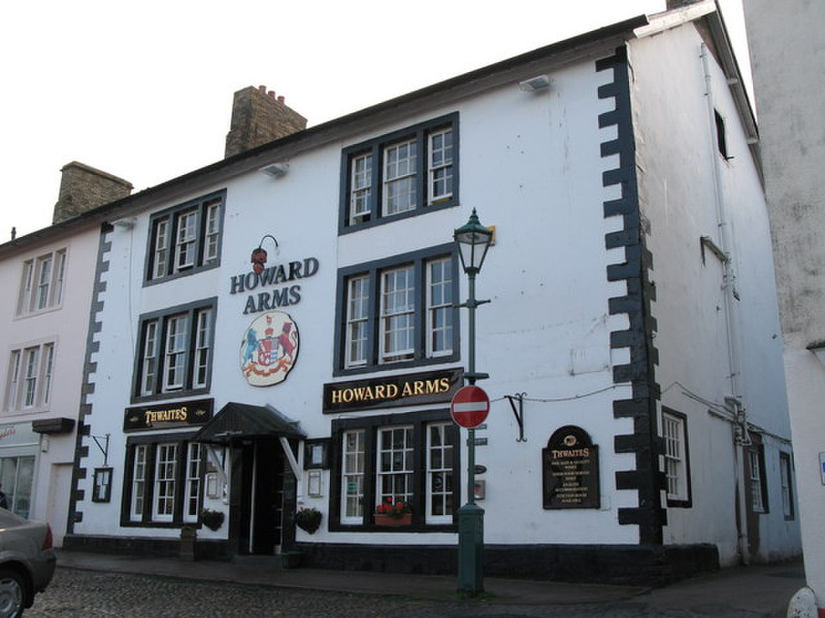 The Howard Arms, Front Street - geograph.org.uk - 1582031.jpg
