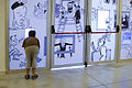 The Israeli Cartoon Museum, Display View 005.jpg