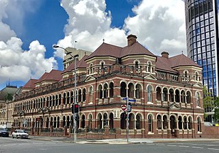 The Mansions, Brisbane