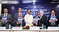 """The Minister of State for Culture (Independent Charge), Tourism (Independent Charge) and Civil Aviation, Dr. Mahesh Sharma releasing the vision document of the Ministry of Tourism """"Imagine India"""".jpg"""
