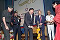 The Minister of State for Defence, Dr. Subhash Ramrao Bhamre lighting the lamp to inaugurate the Diamond Jubilee function of Directorate General of Quality Assurance, in New Delhi.jpg