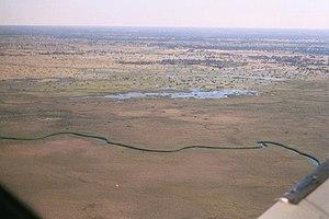 オカヴァンゴ川 - Wikipedia