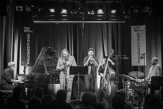 2016 in Norwegian music - Image: The Oslo Jazz Festival Orchestra 2016 Victoria Oslo Jazzfestival (221311)