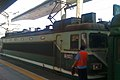 The Platform 3 of Taiyuan Railway Station with Shaoshan 1557.jpg