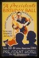 """The President's birthday ball """"So we may dance again"""" LCCN98514345.tif"""