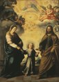 The Return of the Holy Family from Egypt (Bartolomé Esteban Murillo) - Nationalmuseum - 21281.tif