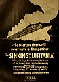 The Sinking of the Lusitania, ad in The Moving Picture World, July 27th, 1918.jpg