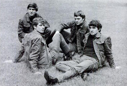 The Swinging Blue Jeans heinäkuussa 1965.