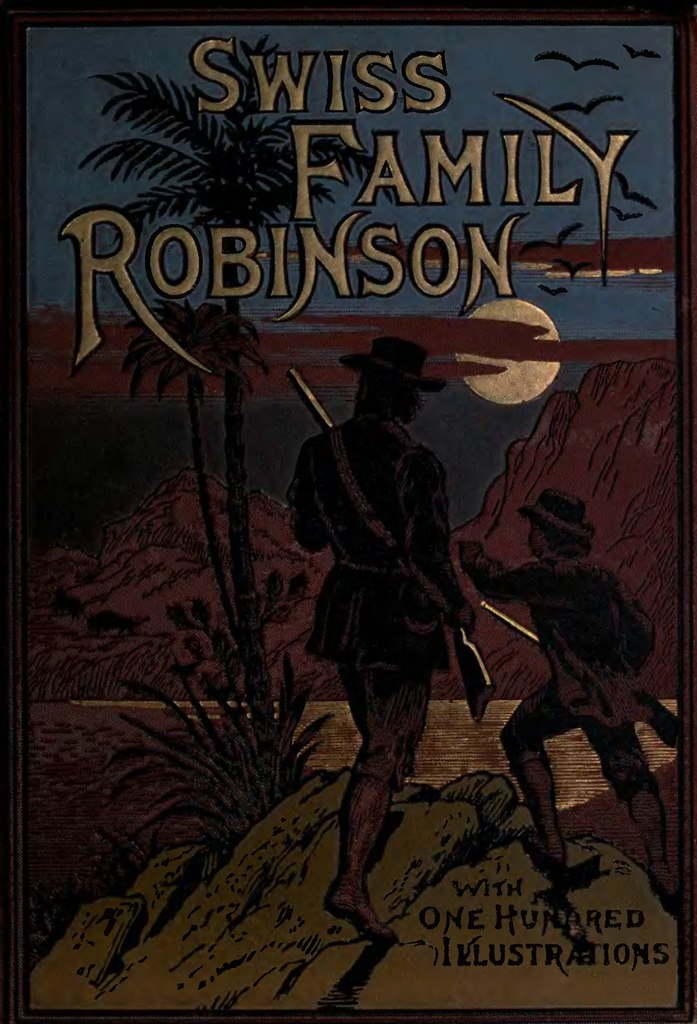 the swiss family robinson main characters
