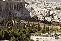 The Theatre of Dionysus from Philopappos Hill on June 9, 2020.jpg