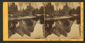The Three Brothers. (Inverted in the tide, stand the grey Rocks), by Watkins, Carleton E., 1829-1916.png