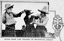 The Tragedy of Whispering Creek newspaper 1914.jpg