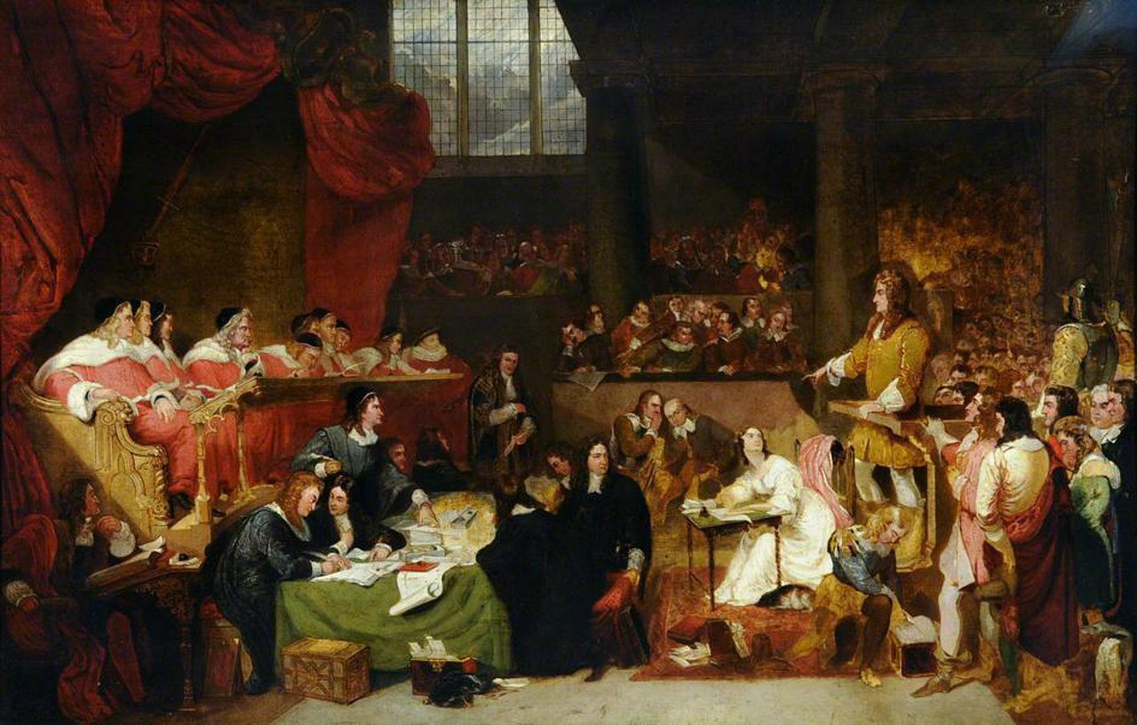 The Trial of William Lord Russell in 1683.jpg