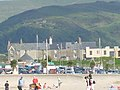 The back drop from the beach in Barmouth - geograph.org.uk - 1344632.jpg