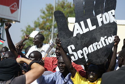 South Sudanese independence referendum, 2011 The coming vote - Flickr - Al Jazeera English.jpg