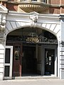 The entrance of Burleigh Mansions, St. Martin's Lane, WC2 - geograph.org.uk - 1295578.jpg