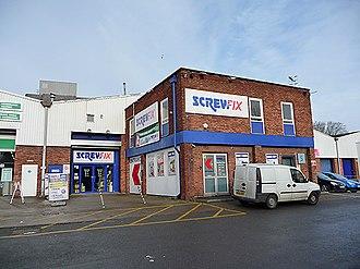 Screwfix - Screwfix store in Bedminster