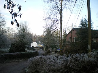 City, Powys - Image: The hamlet of City geograph.org.uk 1066761