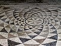 The mosaic of the banquet room in the Villa of Dionysos, Ancient Dion (6952453718).jpg