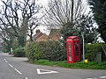 The phone kiosk in Beausale - geograph.org.uk - 1802349.jpg